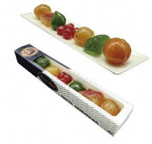 Fruta Confitada Candied Fruits 230g